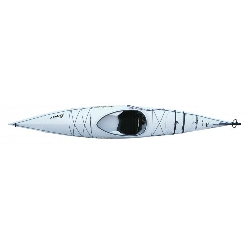 white color breeze kayak fluid fun kayak and canoe
