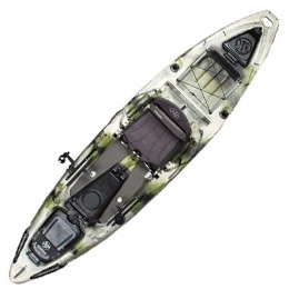 green and white coosa HD jackson kayak fluid fun canoe and kayak