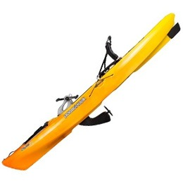 yellow cruise FD jackson kayak fluid fun canoe and kayak