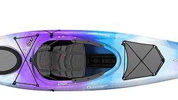 blue purple white color axis 10.5 kayak fluid fun canoe and kayak
