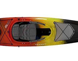 black red yellow color axis 12.0 kayak fluid fun canoe and kayak