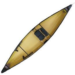 Fusion Tuf-weave Flex-Core wenonah canoe