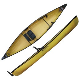 Fusion Ultra-light with Kevlar wenonah canoe