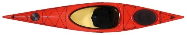 kestrel 120 red kayak fluid fun canoe and kayak