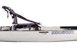 white color liska profile canoe fluid fun canoe and kayak