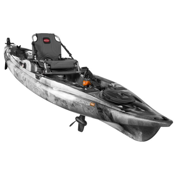 predator pdl boat fluid fun canoe and kayak