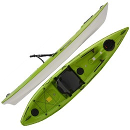 green skimmer 116 ultimate hurricane aquasports kayak fluid fun canoe and kayak