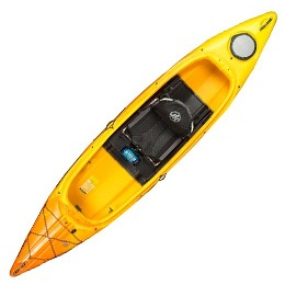 yellow tripper 12 jackson kayak fluid fun canoe and kayak
