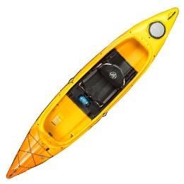 yellow tripper 12 jackson kayak fluid fun canoe and kayak