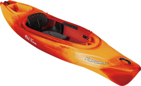 old town vapor 10 canoe fluid fun kayak and canoe